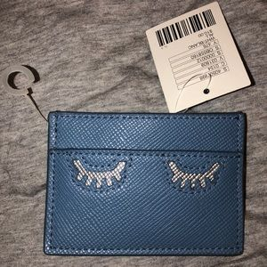Urban Outfitters Eyelash Card Case